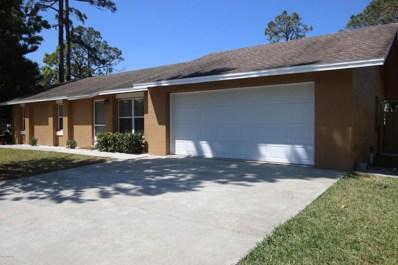 737 Elmont Street, Palm Bay, FL 32907 - MLS#: 812643