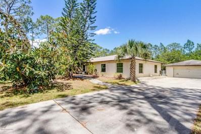 1802 N Live Oak Drive, Rockledge, FL 32955 - MLS#: 812745