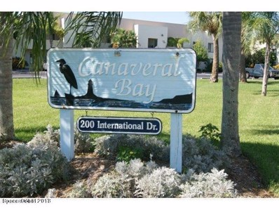 200 International Drive UNIT 106, Cape Canaveral, FL 32920 - MLS#: 812811