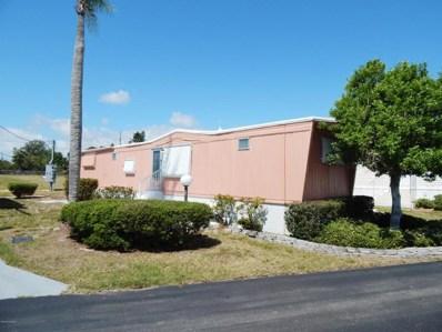 2987 Indian River Drive, Palm Bay, FL 32905 - MLS#: 812821