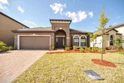 1033 Musgrass Circle, West Melbourne, FL 32904 - MLS#: 812851