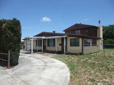1007 Croton Road, Melbourne, FL 32935 - MLS#: 812861