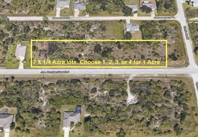 427 J A Bombardier Boulevard, Palm Bay, FL 32908 - MLS#: 812882