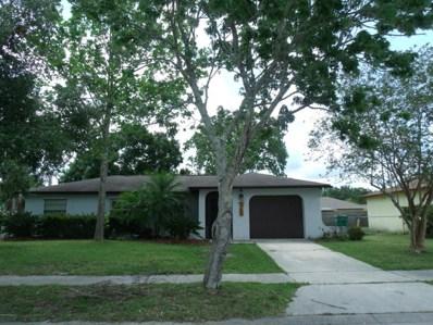 3683 Crossbow Drive, Cocoa, FL 32926 - MLS#: 812897