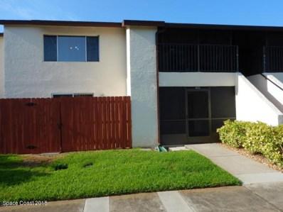 609 Ridge Club Drive UNIT 5, Melbourne, FL 32934 - MLS#: 812961