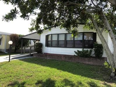 962 Waterway Drive, Barefoot Bay, FL 32976 - MLS#: 813003