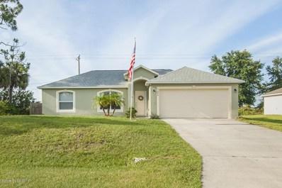 1060 Brookfield Street, Palm Bay, FL 32909 - MLS#: 813019