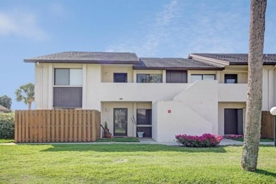 2125 Golf Isle Drive UNIT 1421, Melbourne, FL 32935 - MLS#: 813041