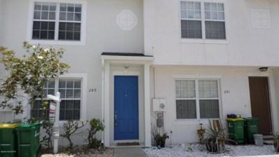 289 Marion Place, Merritt Island, FL 32953 - MLS#: 813098
