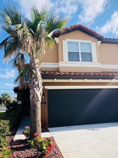 134 Redondo Drive, Satellite Beach, FL 32937 - MLS#: 813132