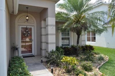 1696 Las Palmos Drive, Palm Bay, FL 32908 - MLS#: 813134