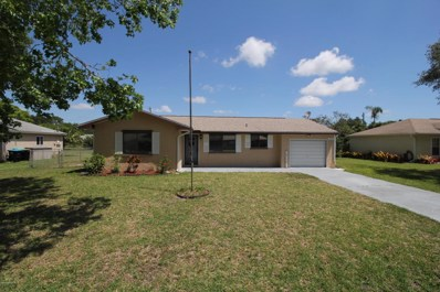 1047 Grandeur Street, Palm Bay, FL 32909 - MLS#: 813161
