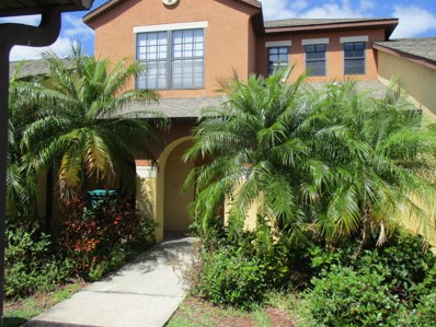 895 Luminary Circle UNIT 105, Melbourne, FL 32901 - MLS#: 813196