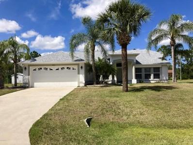 2271 Ramsdale Drive, Palm Bay, FL 32909 - MLS#: 813210