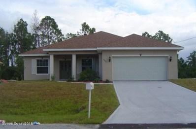 599 Jewell Street, Palm Bay, FL 32909 - MLS#: 813228
