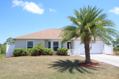 1231 SE Waterford Street, Palm Bay, FL 32909 - MLS#: 813244