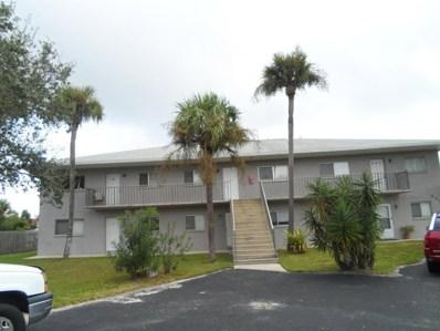 238 Chandler Street UNIT 202, Cape Canaveral, FL 32920 - MLS#: 813342