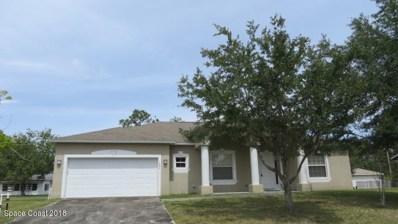 1483 Wakefield Road, Palm Bay, FL 32909 - MLS#: 813363