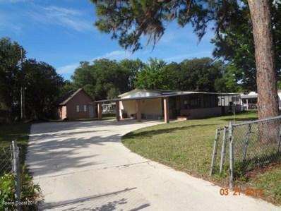 209 Heavenly Street, Merritt Island, FL 32953 - MLS#: 813400