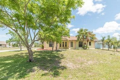 395 E Brandt Avenue, Palm Bay, FL 32907 - MLS#: 813402