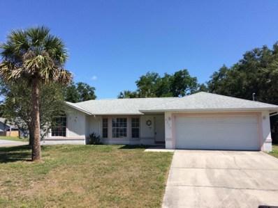 5230 Frisco Street, Cocoa, FL 32927 - MLS#: 813420