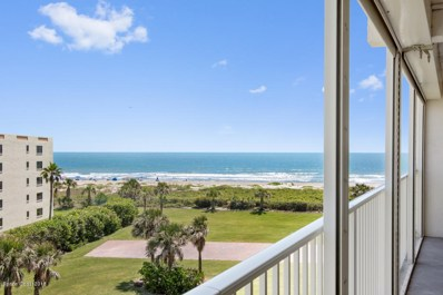840 N Atlantic Avenue UNIT C 501, Cocoa Beach, FL 32931 - MLS#: 813434