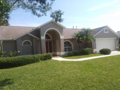 826 Hunters Creek Drive, West Melbourne, FL 32904 - MLS#: 813463