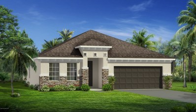 2763 Sam Snead Street, West Melbourne, FL 32904 - #: 813466