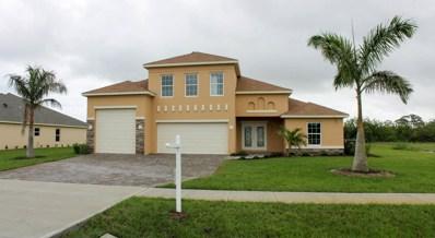 7317 Preserve Pointe Drive, Merritt Island, FL 32953 - MLS#: 813483