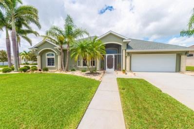 5934 Flicker Court, Rockledge, FL 32955 - MLS#: 813501