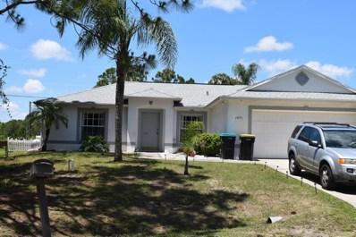 1071 Ray Road, Palm Bay, FL 32909 - MLS#: 813514