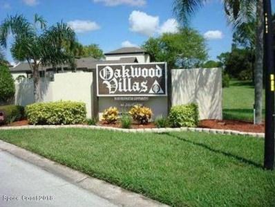 1450 NE Sheafe Avenue UNIT 101, Palm Bay, FL 32905 - MLS#: 813569