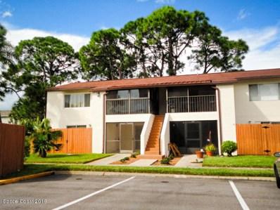 735 Ridge Club Drive UNIT 69, Melbourne, FL 32934 - MLS#: 813583
