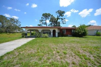 241 Bordeaux Avenue, Palm Bay, FL 32907 - MLS#: 813618
