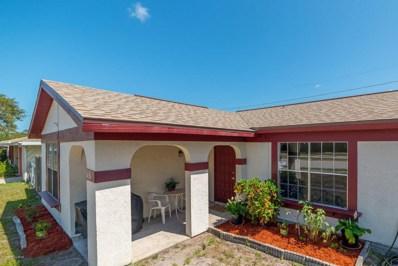 1458 Port Malabar Boulevard, Palm Bay, FL 32905 - MLS#: 813647