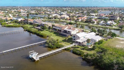 802 Loggerhead Island Drive, Satellite Beach, FL 32937 - MLS#: 813684