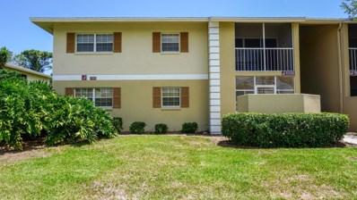 1680 Sunny Brook Lane UNIT J111, Palm Bay, FL 32905 - MLS#: 813712