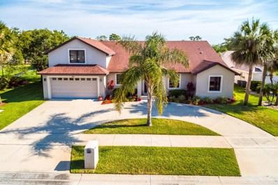 210 Cove Loop Drive, Merritt Island, FL 32953 - MLS#: 813720