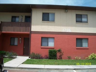 1706 University Lane UNIT 602, Cocoa, FL 32922 - MLS#: 813725