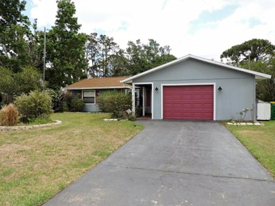 115 Manth Avenue, Cocoa, FL 32927 - MLS#: 813742