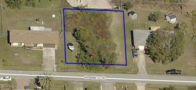 1071 Hosbine Street, Palm Bay, FL 32909 - MLS#: 813758