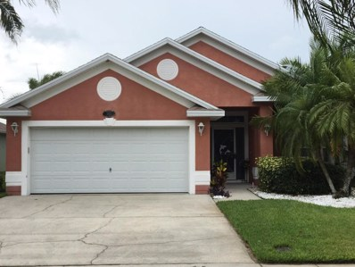 3853 San Miguel Lane, Rockledge, FL 32955 - MLS#: 813780
