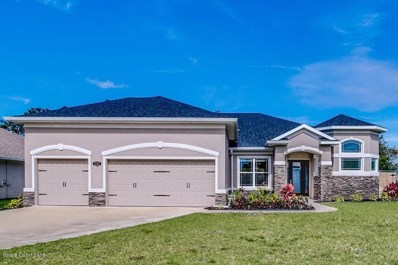 3465 Soft Breeze Circle, West Melbourne, FL 32904 - MLS#: 813792