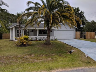 1200 Devon Street, Palm Bay, FL 32909 - MLS#: 813803