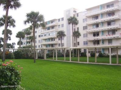 2020 N Atlantic Avenue UNIT 202, Cocoa Beach, FL 32931 - MLS#: 813827
