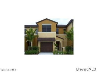 1405 Lara Circle UNIT 102, Rockledge, FL 32955 - MLS#: 813841