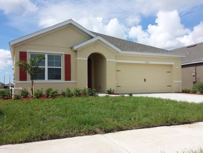 4455 Pagosa Springs Circle, Melbourne, FL 32901 - MLS#: 813870