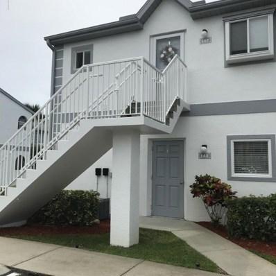 145 Ocean Park Lane, Cape Canaveral, FL 32920 - MLS#: 813894
