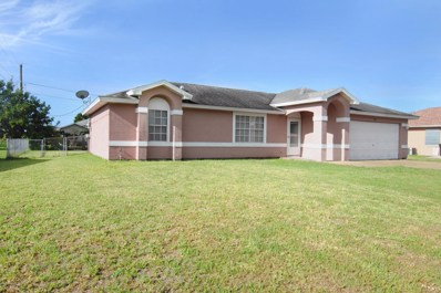 2160 Acacia Street, Palm Bay, FL 32905 - MLS#: 813901