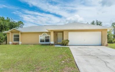 573 Titan Road, Palm Bay, FL 32909 - MLS#: 813915